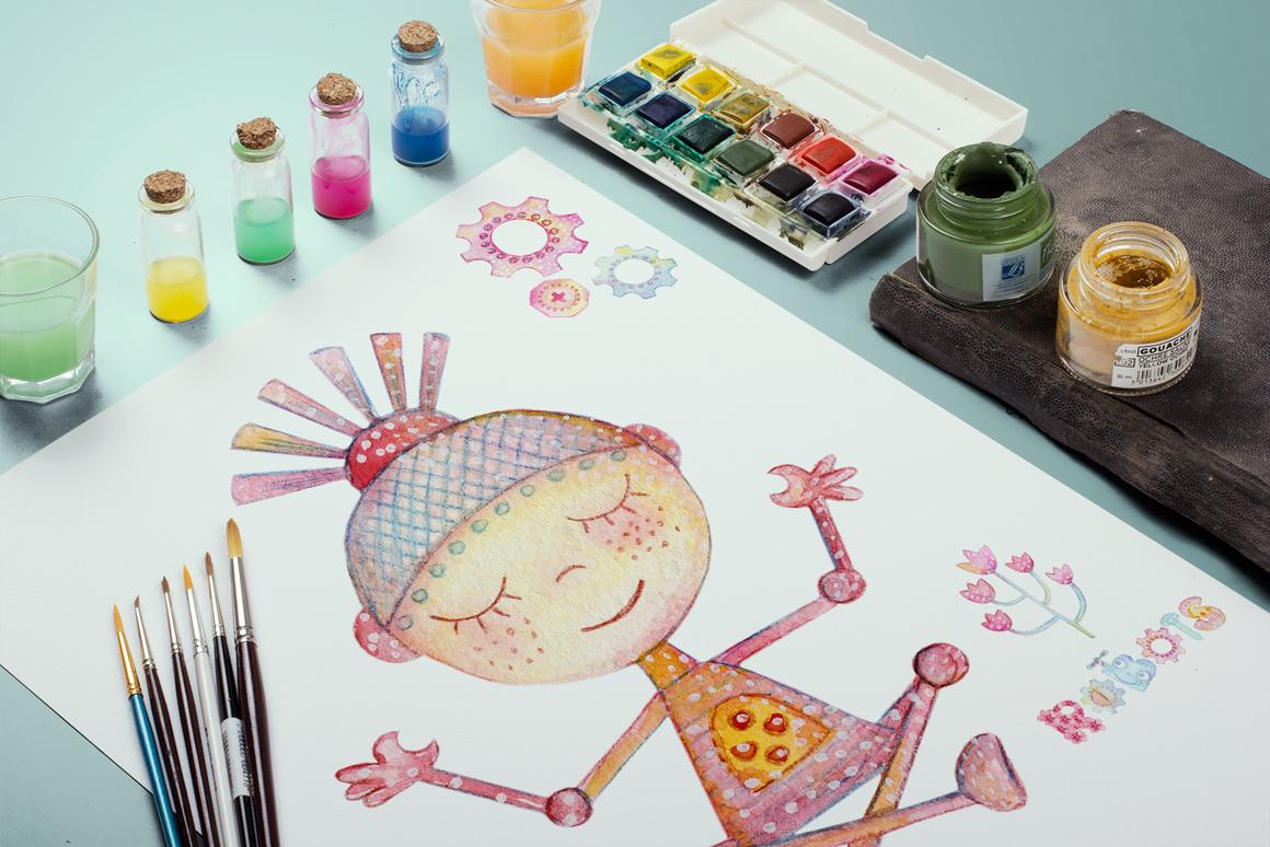 Как продать в интернете свои рисунки, иллюстрации и открытки